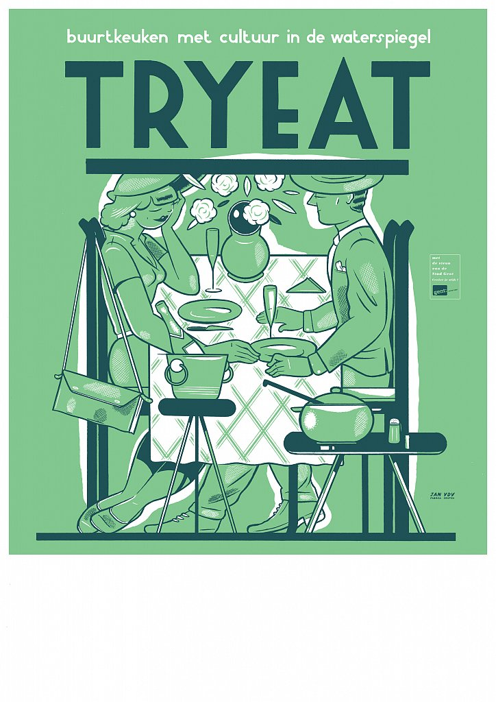 try eat